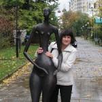 МЛМ-скульптуры