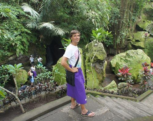 Смакотин на Бали
